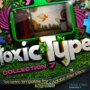 《DJ最强AE字体Logo模板合辑Vol.7》Digitaljuice Toxic Type After Effects Templates Collections 7