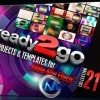 《DJ最强AE模板合辑Vol.21》Digital Juice Ready2Go Collection 21 for After Effects